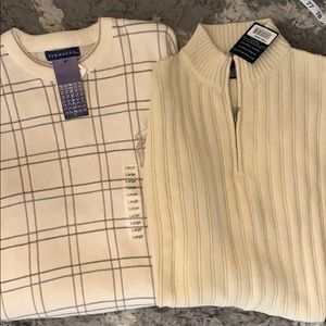 Other - NWT bundle of men's sweaters